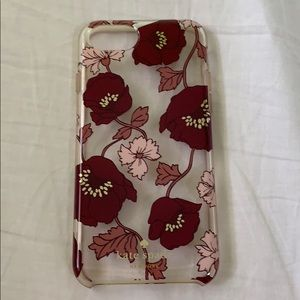 iPhone 6/6s/7 KATE SPADE hardcover protective case